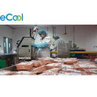 PU Panel Low Temperature Cold Room For Meat Storage Or Sausage Producing Manufactures