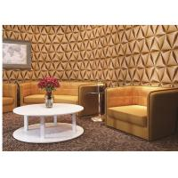 Cheap PVC Eco-friendly 0.53*10M Fantasy Modern Removable Wallpaper With 3D Effect for sale
