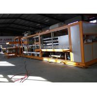 Powerful Multi - Functional PS Foam Food Container Production Line / Making Machine Manufactures
