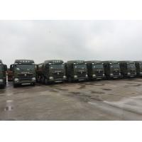 35 CBM 8X4 LHD Euro 2 336 HP Crude Oil Storage Gasoline Tanker Trucks ISO Approved Manufactures