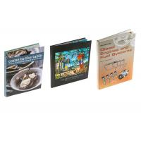Coated Gloss Paper Hardcover Book Printing Full Color For Engineering Books Manufactures