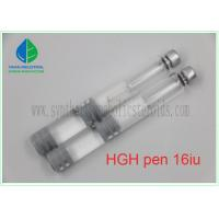 Free Sample White Powder CAS 96827-07-5 Hgh 16iu Water Base For Easier Injection Manufactures