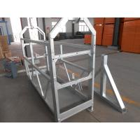 Cheap Haoke Brand ZLP630 Aluminum suspended platform for building facade painting for sale