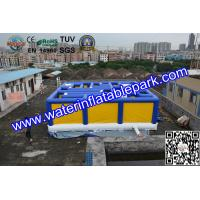 CE Approved Amusement Park Inflatable Maze Game For Kids And Adults Manufactures