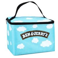 Waterproof Insulated Cooler Bags Non Woven Milk Freshness Protection