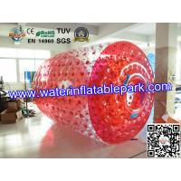 Colorful TransparentHamster Inflatable RollerBall 1.0mm PVC  / TPU Manufactures