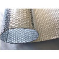Buy cheap Reflective Aluminum Foil Heat Insulation Sheets , Thermal Insulation Foil Roll from wholesalers