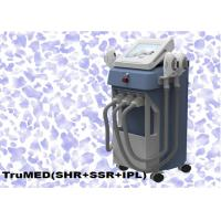 OPT MPT SHR Hair Removal Machine Painless for Hair Depilation with Germany Xenon Lamp Manufactures