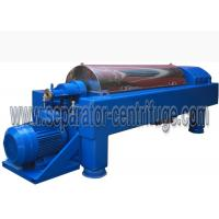 Sludge Dewatering Wastewater Treatment Plant Equipment ,  Decanter Centrifuge Manufactures