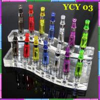 510 EGo Electronic Cigarette Accessories Acrylic E-Cig Display Green Health Manufactures