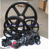 V-Belt Pulleys With Solid Hub Manufactures