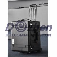 Multi - Band Vehicle Cell Phone Jammer DDS High Power 20 - 3600MHz DZ311018 Manufactures