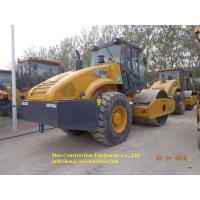 XS143J Vibratory Compactor Compact Road Roller For Road Construction Machinery Manufactures