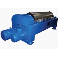 Anti-abrasive Solid Bowl Control Drilling Mud Centrifuge with Automatic Control Manufactures
