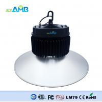 13000 ~ 15000lm IP65 Waterproof 150w AMB Led Highbay Lights Replace 400w Metal Halide Lamp