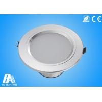 4 Inch LED Recessed Down Light 9w Aluminum Internal Power 2800-6500K Manufactures