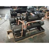 50HP Low Noise Water Cooled Refrigeration Condenser Unit With R404a Refrigrant