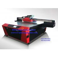 Industrial Ricoh GEN5 Wood Digital Printing Machine For Gift Box Tool Box Manufactures
