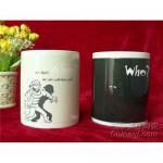 Color changing mug-Qinjiang Ceramics Manufactures