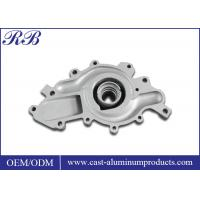 Custom Aluminum Alloy Low Pressure Die Casting Parts A356 Material ISO9001 Manufactures