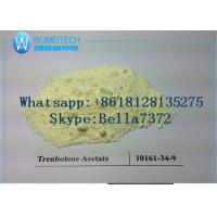 China Tren A Raw  Trenbolone Acetate Powder / Muscle Growth Steroids and Cutting on sale