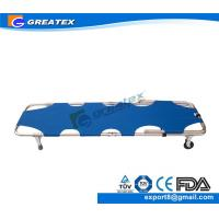 Military Stretcher Of 2 Folding Aluminum Medical Stretcher Portable (GT-FS01) Manufactures