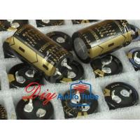 4700UF Audio Electrolytic Capacitors 25V Rated High Stability TONEREX Series Manufactures