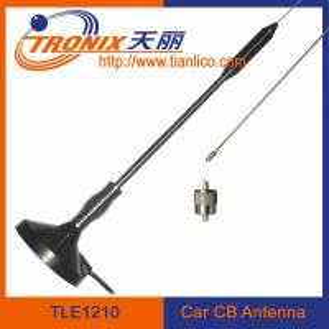 cb radio car antenna/ 27mhz radio cb antenna/ magnetic mount cb car antenna TLE1210 Manufactures