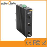 2 Gigabit TX + 1GF Industrial Gigabit Ethernet Switch Fiber Optical Network Switch Manufactures