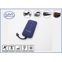 VT02 Mini 900 / 1800 MHz GSM / GPRS Vehicle Smart Real Time GPS Tracking Device for Global Positioning Manufactures
