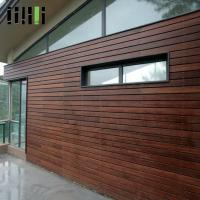 Deco Home Timber Bamboo Wall Cladding Fire Resistance Easy Installation Manufactures