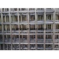 Corrosion Resistance Welded Wire Mesh Sheets , 304 316 Stainless Steel Welded Wire Fence Panels Manufactures