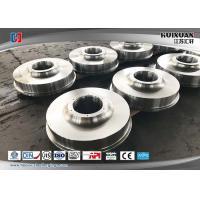 Buy cheap 42CrMo Alloy Steel Forged Gear Blanks Rough Machined Precision Gear Shaft from wholesalers