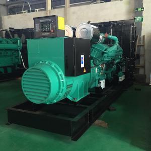1000KVA Cummins KTA38-G5 Engine Powered Generator Set 3 Phase Industrial Generator Manufactures