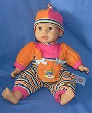 China Vinyl Baby Doll on sale
