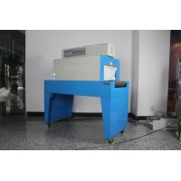 Model noBS-300LDHot Sale Shrink Tunnel packaging machine, Steel of material,Blue with White color Tunnel  size 300x150mm Manufactures