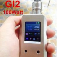 Quality 100w iG2 box mod with variable voltage 100w and dual 18650 battery cell &iG 2 for sale