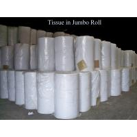 15gsm 1 ply / 2 ply Demand Cutting Tissue of Virgin / Recycle / Mix pulp Manufactures