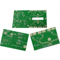 FR4 UL 94v0 PCB Prototype Customed Electronics Board Green Color Manufactures