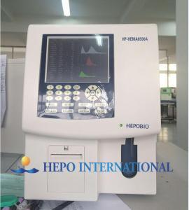 full digital 3 par diff 232 parameters blood test machine hematology analyzer Manufactures