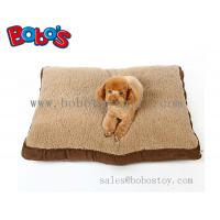 Soft Warm Plush Material Pet Mat For Dog Puppy Cat Manufactures