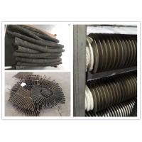 NiCr80 / Fecral Ribbon High Temperature Resistance Wire For Industrial Furnace / Air Heater Manufactures