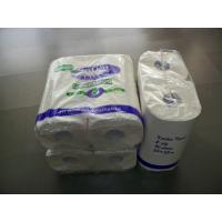Mixed Wooden Pulp / Bamboo Pulp Commercial Paper Towel support Customizable Size Manufactures