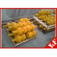 Carrier Roller Excavator Undercarriage Spare Parts for Daewoo / Bulldozer Excavators Manufactures