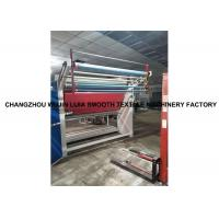 Quality High Performance Textile Inspection Machine , Fabric Rolling Machine 3.5KW for sale