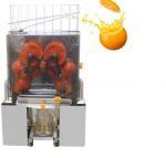 Electric Orange Juicer Machine / Fruit  Extractor Machines Table Top Manufactures
