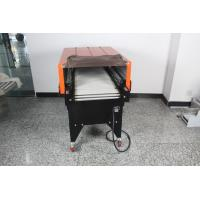 Model no BS-4525 Shrink  packaging machine, Steel of material,Orange with Black color Tunnel  size 450x(50-250)mm Manufactures