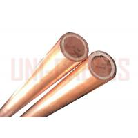 China MICC Heavy Duty Fire Resistance Cable Mineral Insulated Copper Tube Insulated on sale