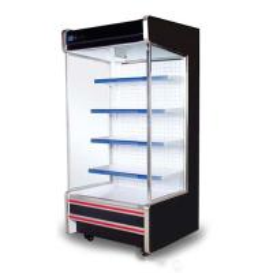 White Led Adjustable Shelf Lighting Multideck Open Chiller Manufactures