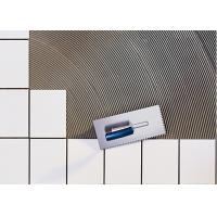 Flexible Interior Wall And Floor Tile Adhesive For Ceramic / Mosaic / Quarry Manufactures